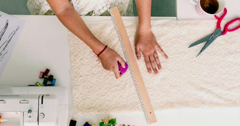 8 идей для дома и дачи из старого тюля