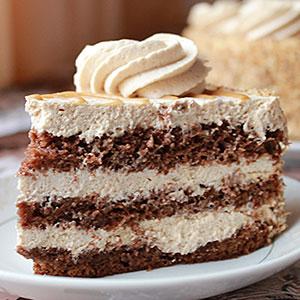 Торт Крем-брюле - лучшие рецепты