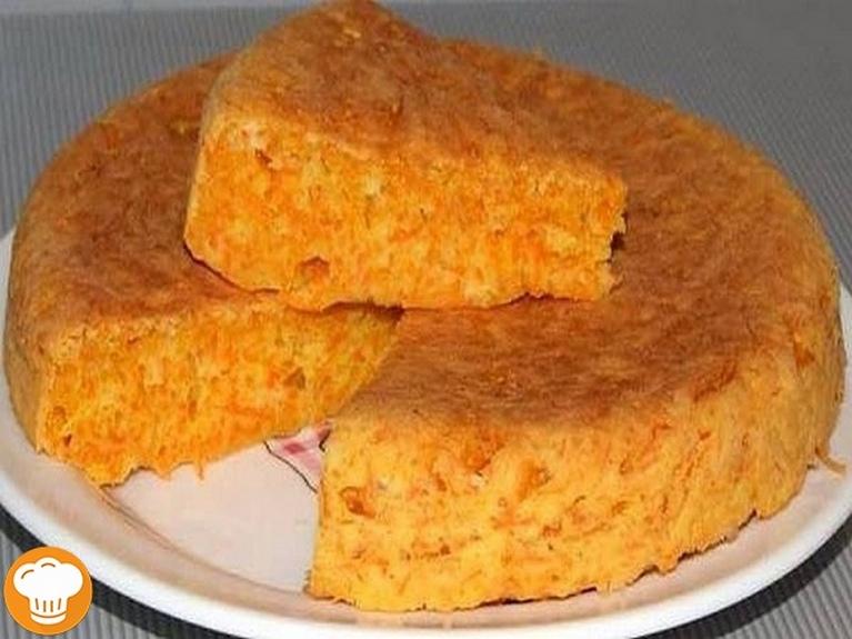 Нежнейший пирог-десерт из МАНКИ и морковки — просто тает во рту! Пирог-десерт «Маня Морковкина»