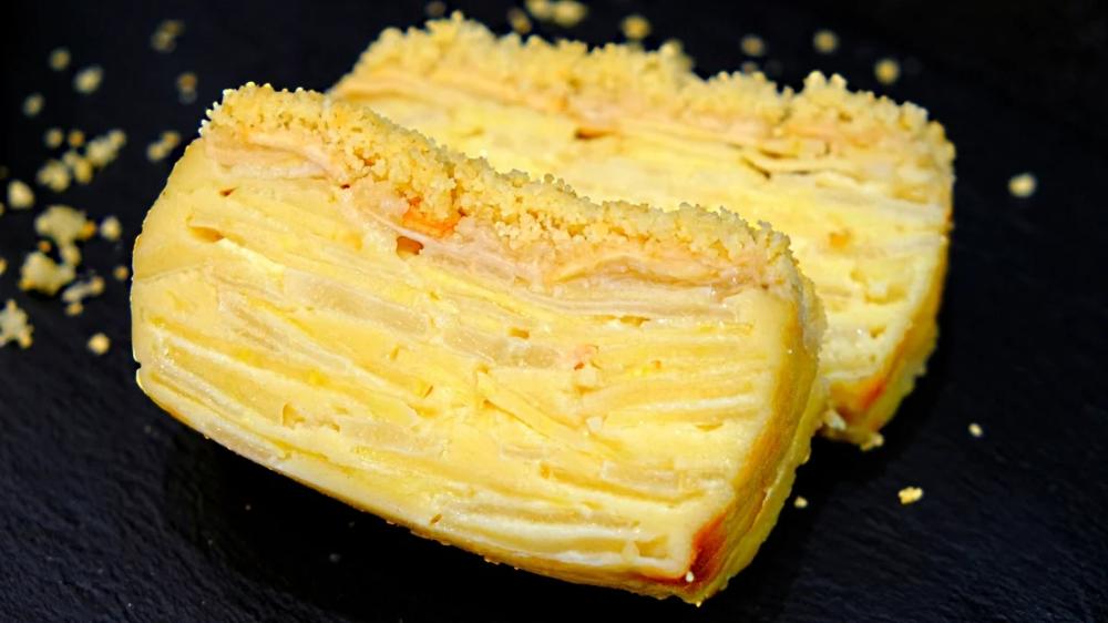 Такого еще не было! Тесто при выпечке превращается в крем. Французский пирог «Невидимый».