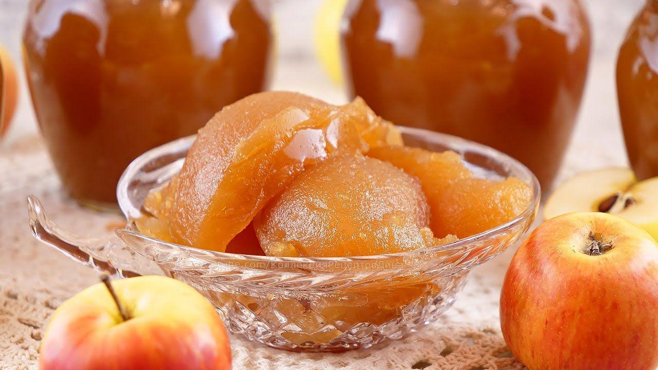 У меня ни одно яблоко не пропадает: вкусный яблочный джем всего за 8 минут.