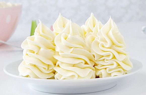 Рецепт крема для торта пломбир