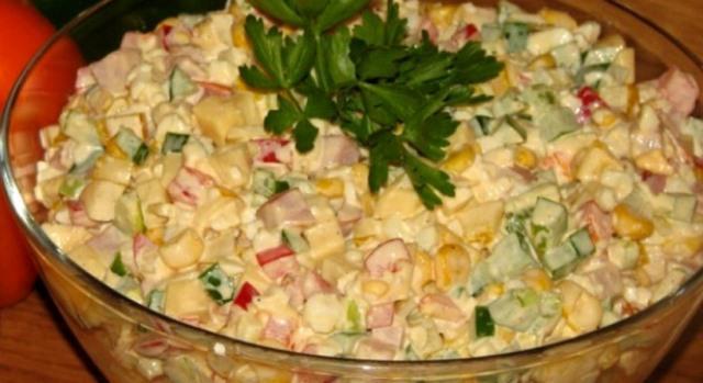 Легкий и сытный салат «Аленушка»: сказочное наслаждение в каждой ложке. Уже хочу!