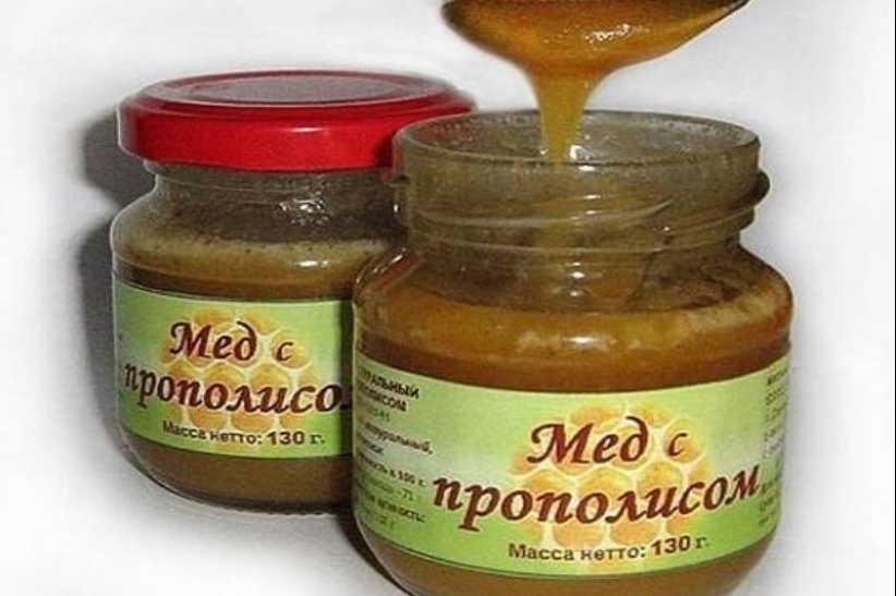 Мед и прополис - ценнее всех таблеток! Лечат онкологию, опухоли, мочевой пузырь, ревматизм, шпоры, воспаление суставов и невралгию
