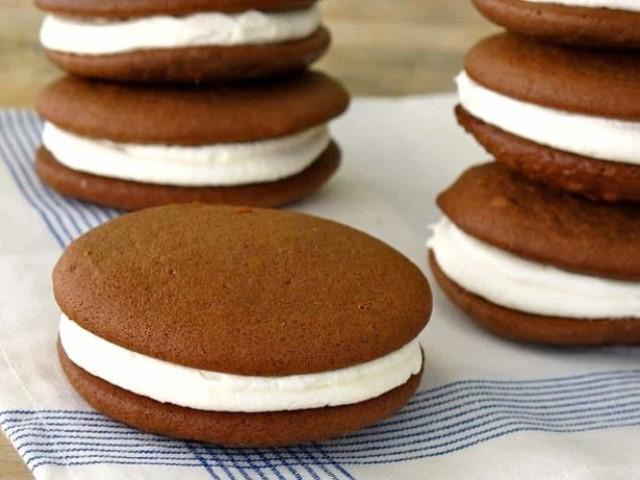 Пирожные «Вупи», так просто делать и невероятно вкусно.
