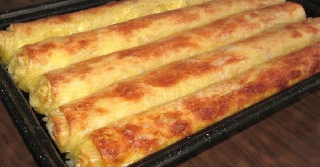 Закусочные рулеты из лаваша (13 рецептов) — есть и готовить одно удовольствие.