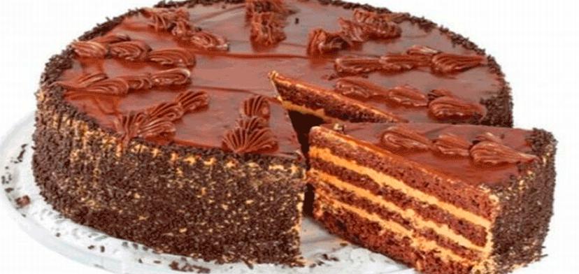 Торт Мечта жизни. Быстро и вкусно