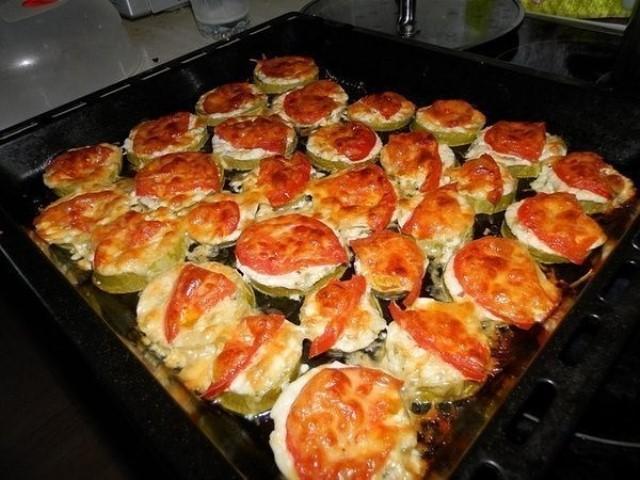 Восхитительные кабачки под сыром. Оценит любой гурман!