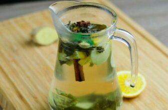 Этот вкуснейший чай борется с задержкой жидкости, диабетом, лишним весом и уровнем холестерина!