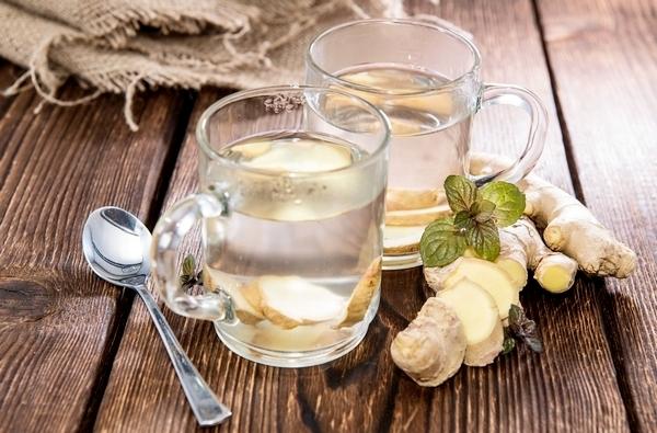 Имбирная вода: самый здоровый напиток, чтобы сжечь все жиры с талии, спины и бедер!